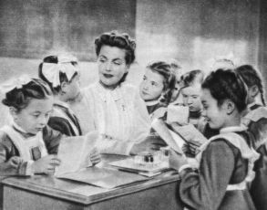 Odvážná školačka (1948)