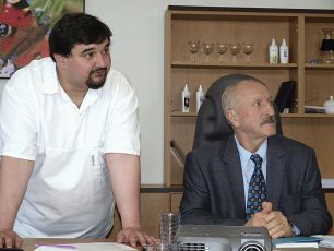 Tomáš Magnusek a Oldřich Navrátil