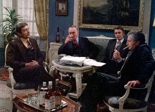 Michal Dočolomanský, Jiří Adamíra, Jiří Klem a Pavel Bobek