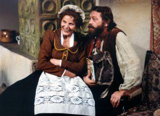 Nina Jiránková a Jiří Zahajský
