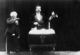 Ponrepovo kouzelnictví (1911)