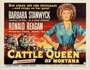 Cattle Queen of Montana (1954)