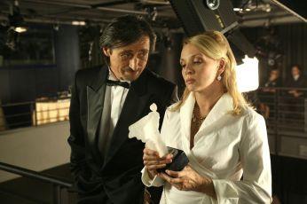 Martin Stropnický a  Zdena Studénková