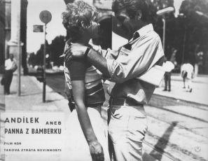 Andílek aneb panna z Bambergu (1968)