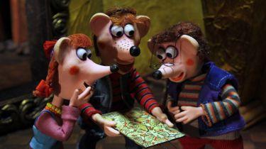 To si piš, je to myš! (2011) [TV seriál]