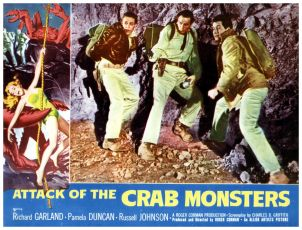 Útok krabích monster (1957)
