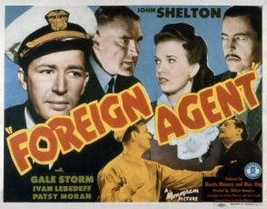 Foreign Agent (1942)