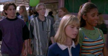 3 Nindžové v zábavním parku (1998)