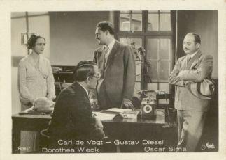 Účastník se nehlásí (1932)