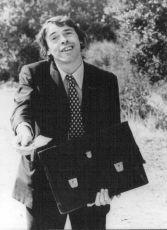 Dotěrný chlap (1973)