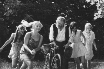 Slávnosť v botanickej záhrade (1969)