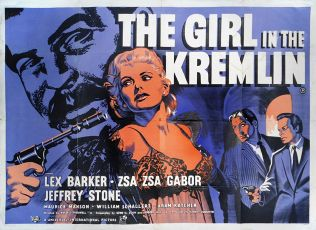 The Girl in the Kremlin (1957)