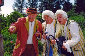 O ševci Ondrovi a komtesce Jůlince (2005) [TV film]