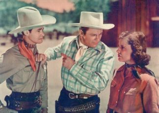 Wanderers of the West (1941)