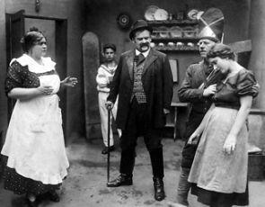Paličova dcera (1923)