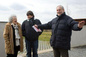 Jiřina Bohdalová, Jan Hrušínský a Zdeněk Zelenka
