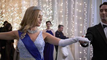 Ples s princeznou (2019) [TV film]