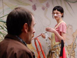 Velitel a čáp (2012)