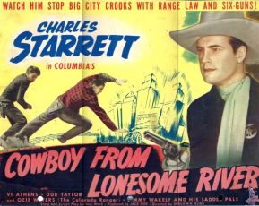 Cowboy from Lonesome River (1944)