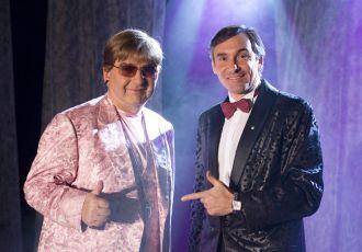 Povídka Duet z epizody Hypochondři: Miroslav Donutil a Jan Čenský