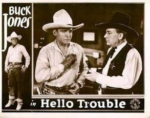 Hello Trouble (1932)
