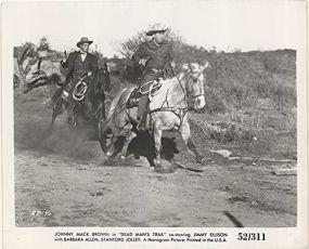 Dead Man's Trail (1952)