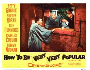 How to Be Very, Very Popular (1955)