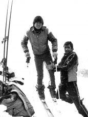 Sneh pod nohami (1978)