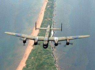 Slavná letadla RAF 2 - Avro 683 Lancaster, De Havilland Mosquito (2010) [DVD]