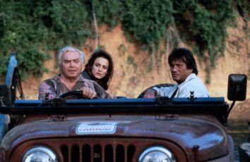Honba za modrým diamantem (1993) [TV film]
