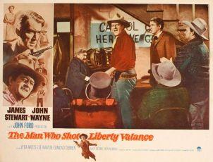 Muž, který zastřelil Liberty Valancea (1961)