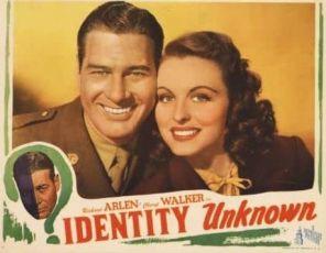Identity Unknown (1945)