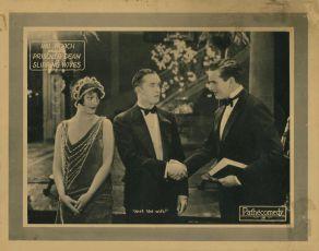 Milencem proti své vůli (1927)