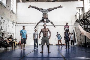 Cirkus Rwanda (2018)