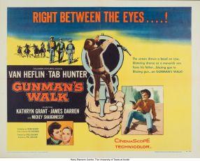 Cesta pistolníka (1958)