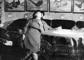 Kočičí hra (1974)