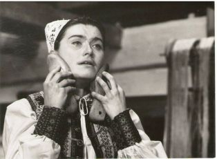 Rysavá jalovica (1970) [TV film]