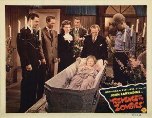 Revenge of the Zombies (1943)