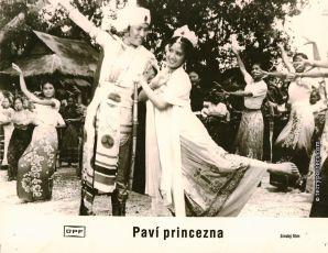 Paví princezna (1981)