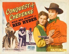 Conquest of Cheyenne (1946)