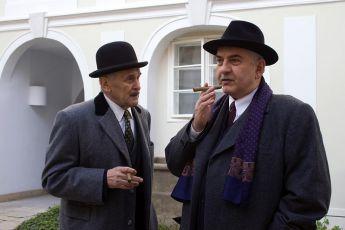 Václav Mareš a Miroslav Donutil