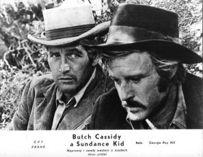 Butch Cassidy a Sundance Kid (1969)