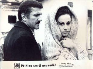 Příčinu smrti neuvádět (1968)