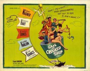 Sail a Crooked Ship (1961)