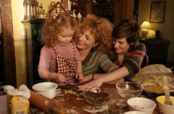 Čtyři mořské panny a pěkné nadělení (2007) [TV film]