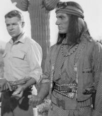 Walk the Proud Land (1956)