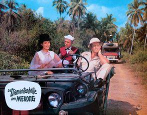 Diamantové peklo v Mekongu (1964)