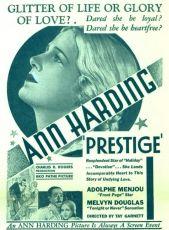Prestige (1932)