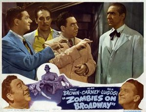 Zombies on Broadway (1945)