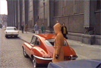 Smrt v červeném Jaguáru (1968)